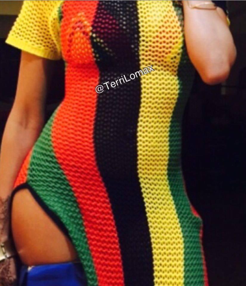 Rihanna Halloween Costume